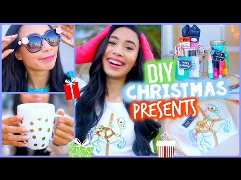 DIY Christmas Gifts! Affordable Holiday Presents People Want!