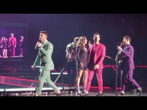 "Jonas Brothers, ""Only Human"" - Nashville - September 2019"