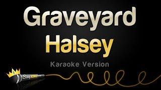 Halsey   Graveyard (Karaoke Version)