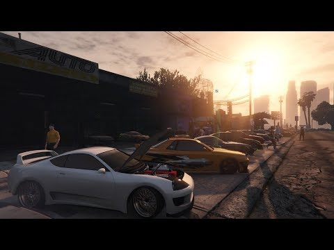 GTA 5 Livestream - JDM And TUNERS CAR MEET And Regular Racing PS4