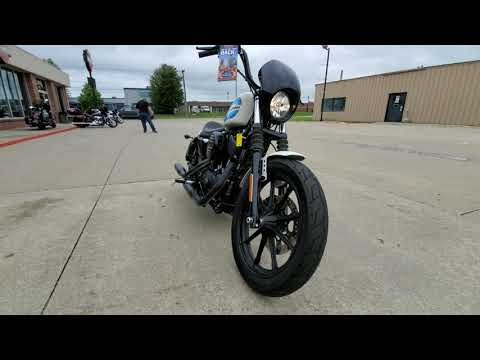 2018 Harley-Davidson Iron 1200™ in Ames, Iowa - Video 1