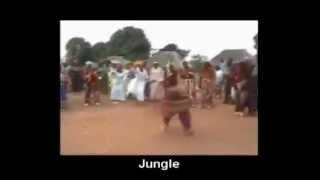 Rucka Rucka Ali - In the Jungle featuring Joseph Kony - PARODY of Kelly Clarkson Stronger
