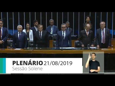 Plenário - 175 Anos do município de Parnaíba, no Piauí - Homenagem - 21/08/19