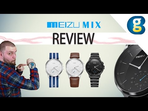 Meizu Mix Review. How Smart is this Watch?