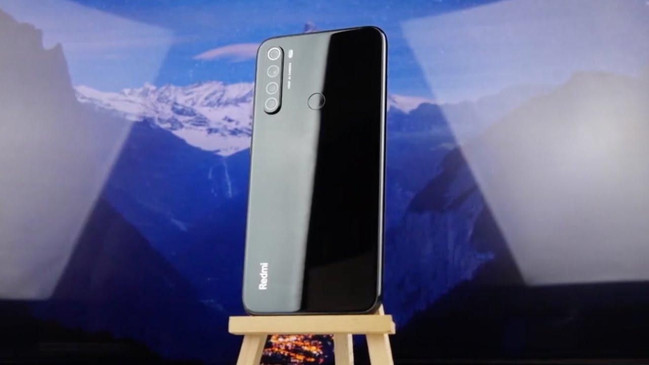 Xiaomi Redmi Note 8 4/64Gb (Black) video preview