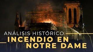 Incendio En Notre Dame: Un Análisis En Clave Histórica