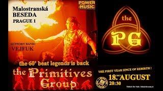 Video The PRIMITIVES Group - srpnová oslava v Malostranské Besedě