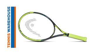 Ρακέτα τέννις Head Graphene Touch Extreme MP video