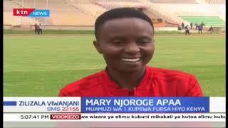 Mary Njoroge: Refa wa kwanza wa kike Mkenya kusimamia kombe la dunia kwa wanawake huko Ufaransa
