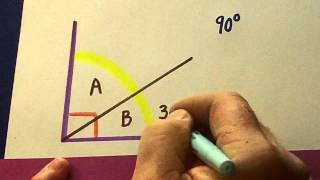 Lines, angles, and degrees: The basics for 6th graders.