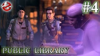 Ghostbusters PROFESSIONAL Chapter 4: Public Library | Gameplay Walkthrough