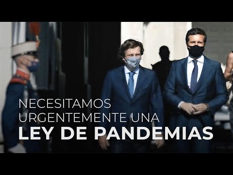 Necesitamos urgentemente una Ley de Pandemias