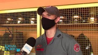 Bombeiros de Porto Ferreira - Solenidade de Entrega de Láurea de Mérito Pessoal