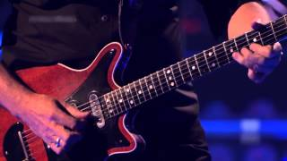 Queen + Adam Lambert - Who Wants to Live Forever iHeartRadio Music Festival 2013