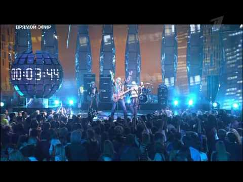 Gorky Park - Moscow Calling (Opening Eurovision 2009)