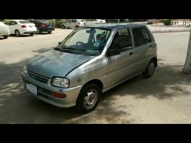 Daihatsu Cuore 2000 Video
