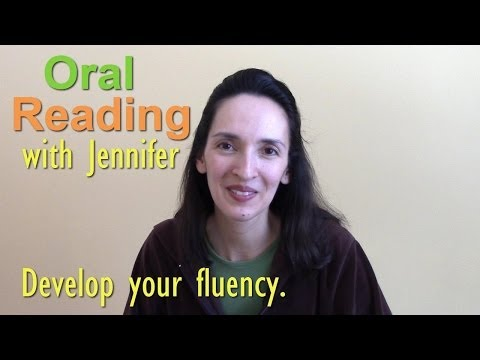 Oral Reading Fluency in English - Introduction