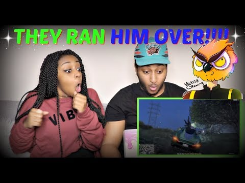"VanossGaming ""GTA5 Online Funny Moments: Doomsday Heists - Rescuing Agent Yuppie"" REACTION!!!"