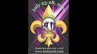 UNCHAINED LINE DANCE - NEW ORLEANS, LA