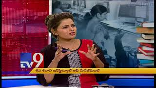 Expert Talk On Management Courses from SSIM: @ Career Plus TV9