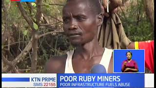 Poor infrastructure fuels abuse of miners