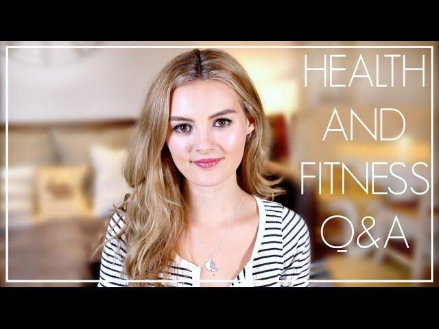 Health and Fitness Q&A   Niomi Smart