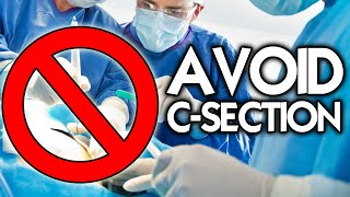 Top 10 Tips to Avoid a C-Section | Midwife Secrets You Need to Know