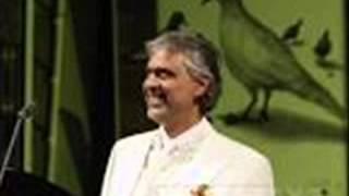 Andrea Bocelli ,Jingle Bells