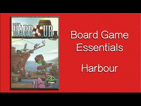 How to Play - Harbour