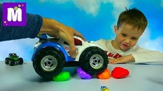 Жвачка для рук цветные шарики прыгающая игрушка Silly Putty Hand Gum