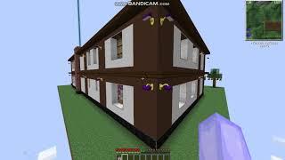 Дом в майнкрафт