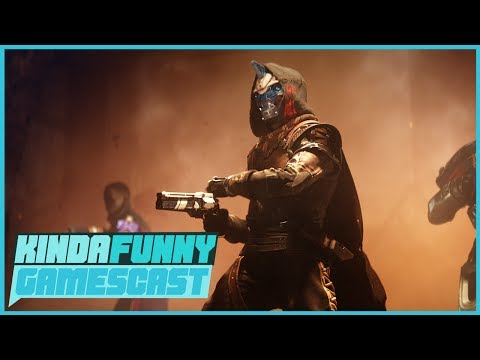Destiny 2 Gameplay Reveal Impressions (Continued) - Kinda Funny Gamescast Ep. 121 (Pt. 2)
