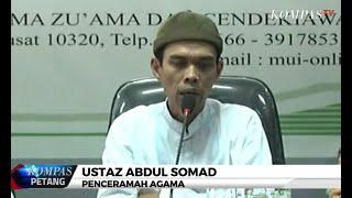 Pro Kontra Ceramah Ustaz Abdul Somad