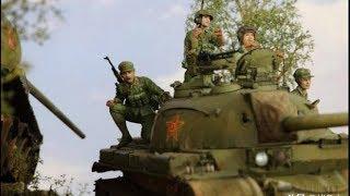 """Chỉ huy """"chuồn là thượng sách"""", 12 xe tăng TQ trở thành bia bắn"""