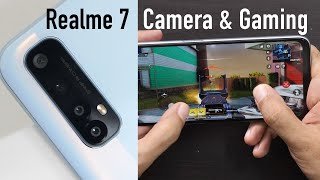 Realme 7 Smartphone Camera & Gaming Performance