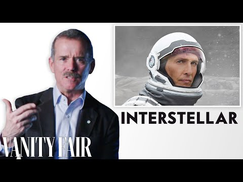 "TIL astronaut Chris Hadfield hated the film Gravity, saying, ""...it set back a little girl's vision of what a woman astronaut should be an entire generation."""