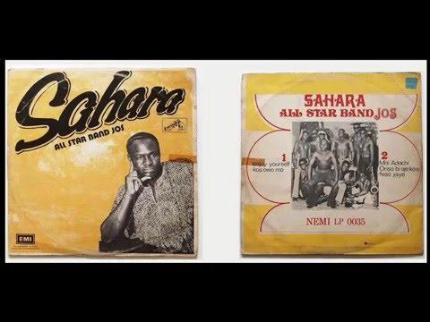 Sahara All Star Band Jos - Feso Jaiye