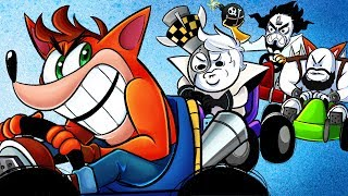 Oney Plays Crash Team Racing Nitro-Fueled - EP 1 - Person of Super