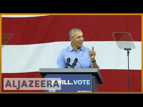 🇺🇸Trump and Obama ask supporters for 'civility' after mail bombs l Al Jazeera English