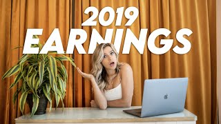 How Much YouTube Paid Me in 2019 (with a million subscribers)