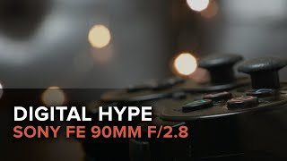 King Of The Macro Lenses — Sony FE 90mm F/2.8 Full-Stop Review