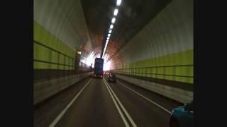 preview picture of video 'QE2 bridge (Dartford) and Tunnel'