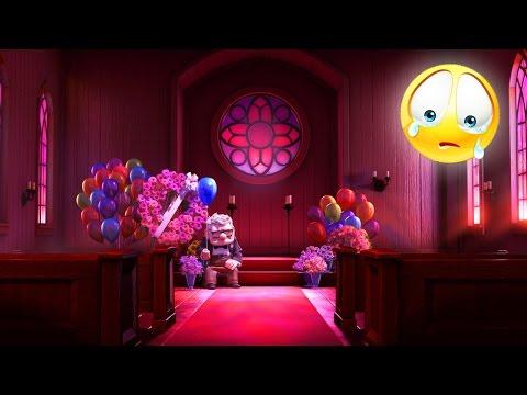 Die traurigsten Momente in Pixar Filmen!