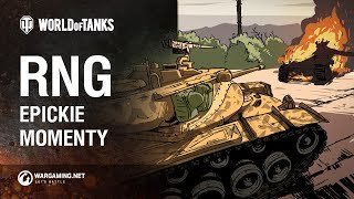 RNG. Epickie momenty [World of Tanks Polska]