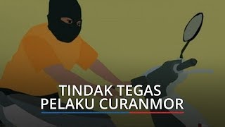 Kapolresta Padang Instruksikan Jajarannya Tindak Tegas Pelaku Curanmor dan Curas