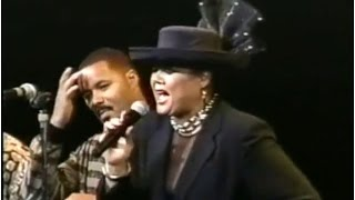 Angela Bofill live 1998 w/ George Duke
