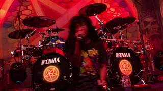 Evil Twin-Anthrax live @Wellmont Theater Montclair NJ 3/29/2017