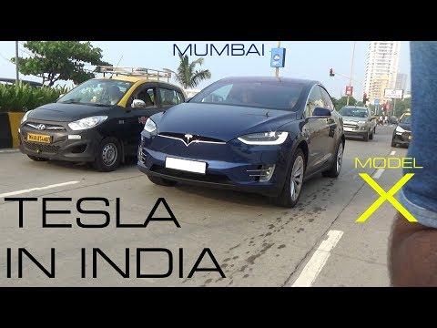 Tesla Motors Model X P90D