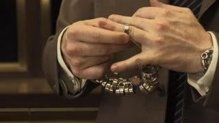How to Get a Proper Ring Size for Your Finger : Fitting a Ring