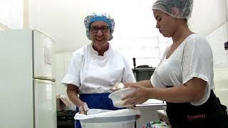 Cidade Criativa: pão de banana é a receita do FSS para encontro da Unesco na Itália
